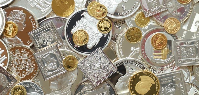 Münzenankauf Goldmünzen Verkaufen Berlin Silbermünzen