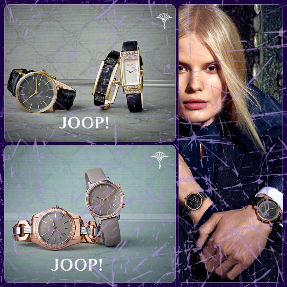 JOOP! Herbst / Winter Kollektionen 2014 / 2015 sind angekommen