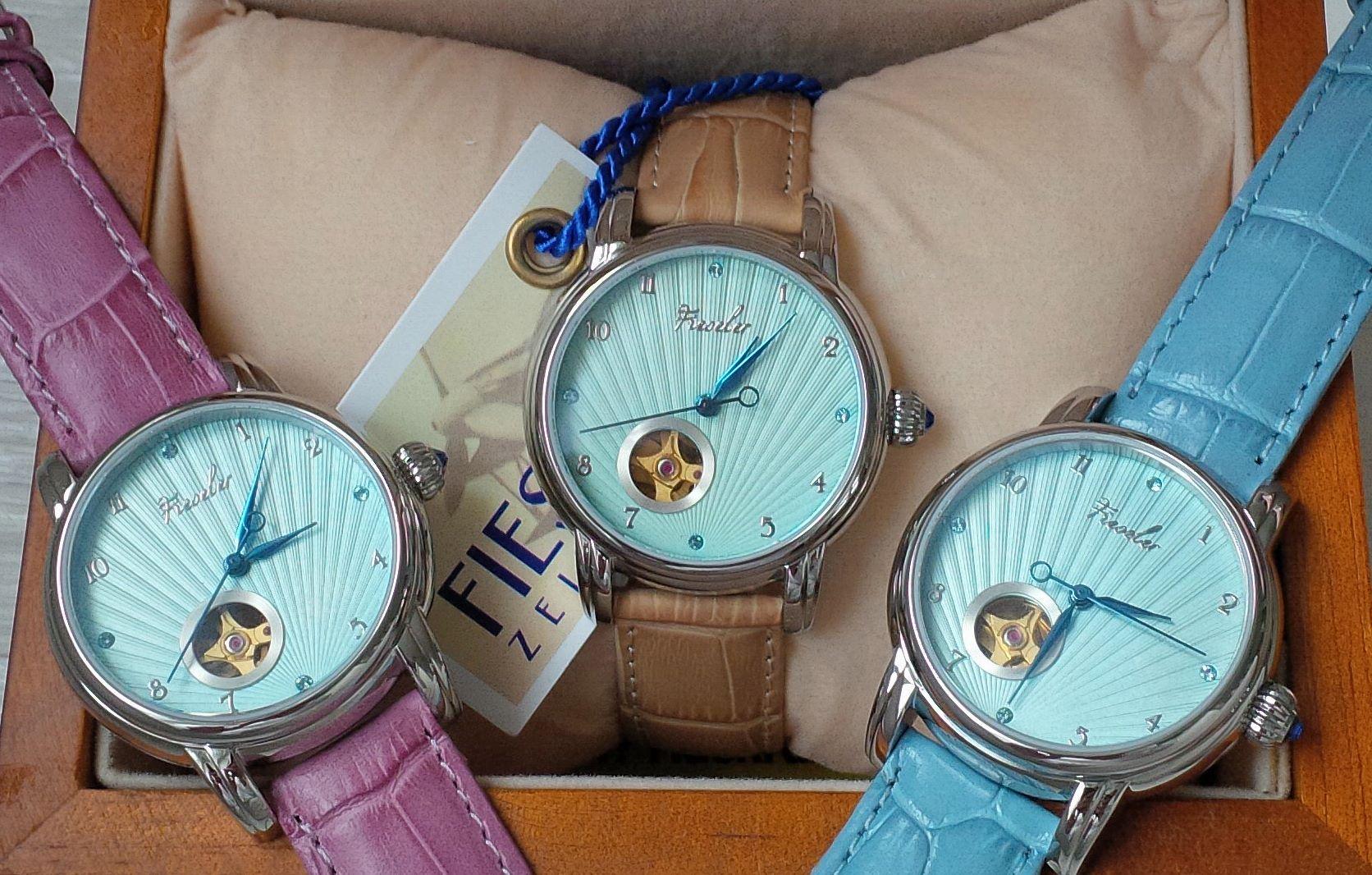 Unser erster FIESERER Zeitmesser für die Damenwelt