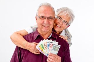Geld Altersvorsorge Leihhaus