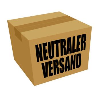 neutraler Versand Ankauf per Post