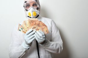 Coronavirus – Finanzierung der empfohlenen Bevorratung