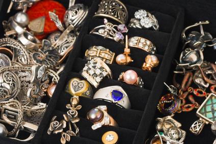 Ankauf von Gold, Silber und Diamanten