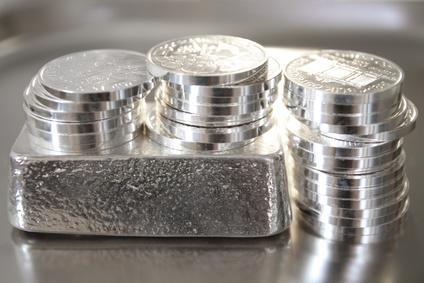 Ankauf von Silber