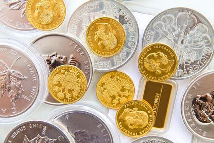 Münzen Medaillen verkaufen